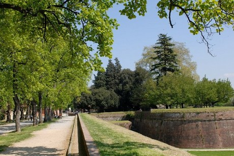 Bicycle Treasure Hunt in Lucca